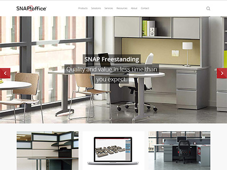 SNAP Office home page